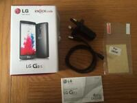Boxed new condition LG G3S unlocked