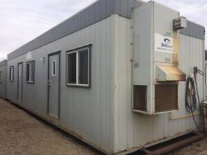 12x40 skid Change room, lunch, office trailer