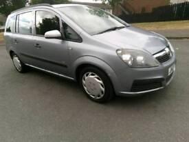 Vauxhall Zafira Life1.9CDTI. 7 seater, , ford Galaxy, touran