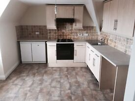 2 Bed Flat With Stunning Views, Allocated & Undercover Parking & Garden