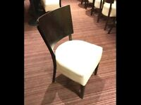 ** bargain**joblot 30 x restaurant pub cafe designer chairs furniture