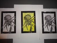 Art and Lino Printing Courses. Sutton Coldfield, Birmingham. Develop creative skills and have fun!!