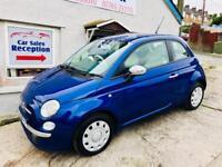 FIAT 500 POP 1.2 PETROL FSH £3195!!