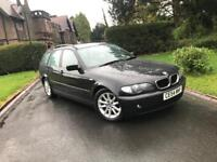 BMW 318i ES TOURING AUTOMATIC ** ONLY 88,000 MILES - IMMACULATE EXAMPLE **