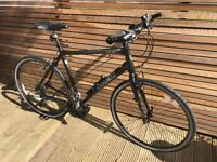 TREK 7.3 FX Hybrid bike 22.5 frame