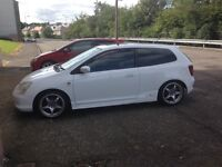 Honda Civic limited edition quick sale must go by Tuesday open to sensible offers