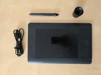 Intuos 5 Touch Pen Tablet (Small)