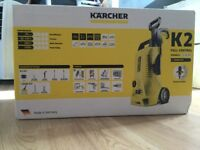 Karcher K2 Full Control Car & Home Pressure Washer - 1400W