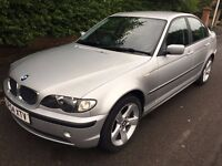 BMW 318i SE 4 DOOR SALOON ** 54 PLATE ** ONLY 35,000 MILES ** ONE OWNER ** AUTO **