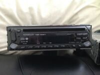 Kenwood Incar Cd Player excellent condition like new