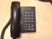 14 x Toshiba Digital Business Telephones, Office telephones