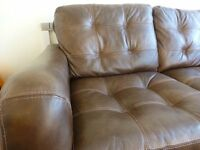 dfs - 2 seater sofa