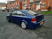 2008 vauxhall vectra 1.9 cdti sri 150 with only 68k miles leather interior