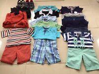 Large Bundle Of Boys Clothes Age 8-10