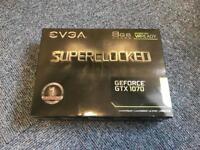 EVGA GTX 1070 Superclocked
