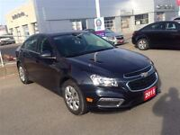 2015 Chevrolet Cruze 1LT SALE ON NOW, RATES AS LOW AS 0.9%