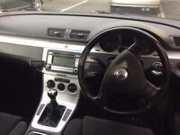 Volkswagen Passat - only 2 owners - Service History - new fuel pump just fitted. 156k mileage.