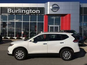 2014 Nissan Rogue S, FWD, ACCIDENT FREE !