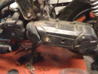 2006 50cc oliver sport cpi scooter engine