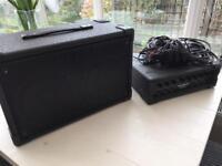Torque speaker and amplifier