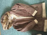 M&S coat for sale