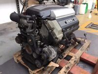 BMW E38 E39 540i 740i 4.4 V8 286bhp Engine M62 M62B44 - 166k - E30 conversion