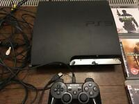 PS3 plus 10 games