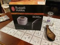 Russell Hobbs Bread Maker with Fast Bake