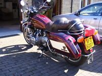HONDA GOLDWING 1100 GL.MAY PX FOR 4X4 DISCOVERY TD5