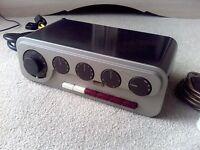 Quad 22 pre-amp.