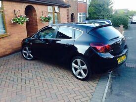 ( RARE)Vauxhall Astra 1.6 Sri turbo for sale low miles