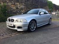 BMW e46 325ci manual m-sport, (not 330, 320, convertible)