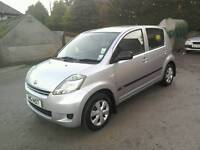 09 Daihatsu Sirion S 5 door Moted Jan 18 Road Tax £30 low ins( can be viewed inside anytime)