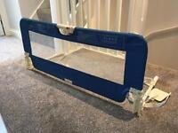 Baby start bed bumper rail
