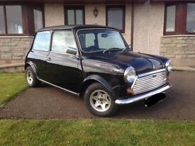 Classic 1982 Mini