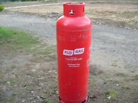 Flo Gas 'FULL' 47kg Propane gas bottle, can be delivered (Same as Calor)