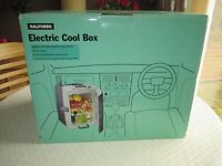 Halfords Electric Cool Box 12v