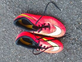 Nike Football boots, UK size 5, in good condition