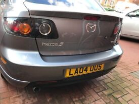 MAZDA3 sport 2004 manual MOT until Jul full servic sold as seen please no time waster