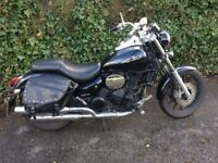 Daelim Daystar 250cc (needs work)