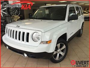 2016 Jeep Patriot NORTH LIMITED 4X4 CUIR TOIT OUVRANT 62$/SEMAIN