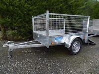 Dale Kane 6x4 trailer garden lawnmower quad