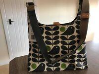 Brand new designer handbag by Orla Kiely