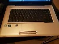 Toshiba laptop with kodi (wookie build)