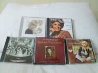 Selection of Big Band and Easy Listening, Jazz and Country