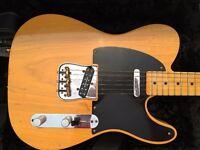 Fender Custom Shop Journeyman Relic Postmodern Telecaster - Butterscotch Blonde