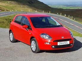 2014 Fiat Punto 1.2 Easy 5d, Fiat Warranty, 16,200 Miles, One Private Owner, Full History, Immacu...