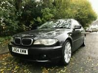 BMW 3 SERIES E46 330CI COUPE AUTOMATIC 2004 54 FACELIFT