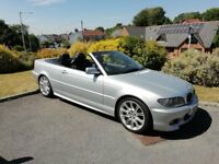 BMW 325 Ci M Sport Automatic Convertible
