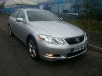 LEXUS GS 300 SEL TOP OF THE RANGE SUNROOF LEATHER ALLOYS XENONS KEYLESS ENTRY